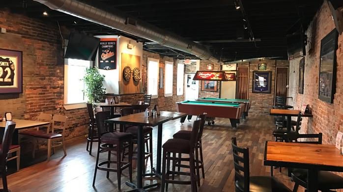 Locust Point's JR's Bar & Grill has a new name and different vibe