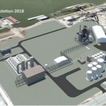 Local group breaks ground on world's largest gas fermentation plant