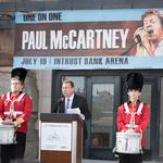 McCartney to perform at Intrust Bank Arena