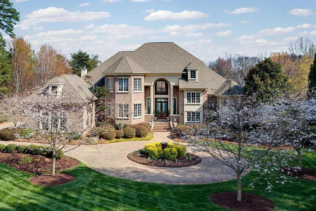 Charlotte Luxury Real Estate For Sale 145 Old Post Road