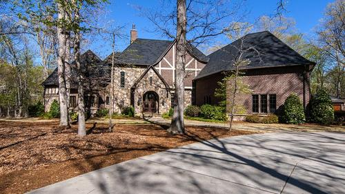 Private Gated Estate in Marvin, NC