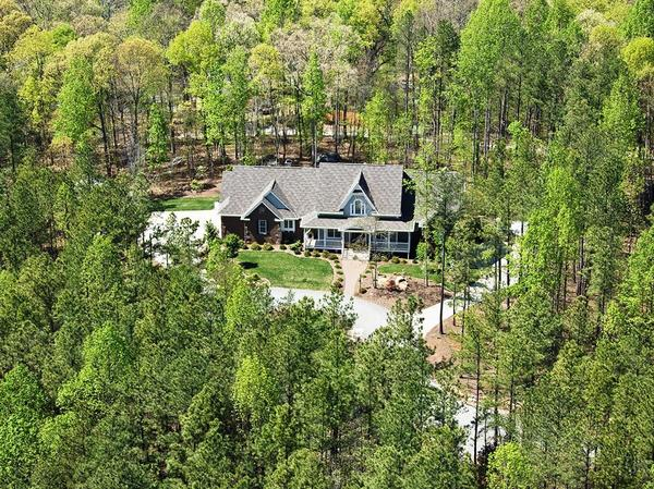 Private Woodland Oasis in Mooresville