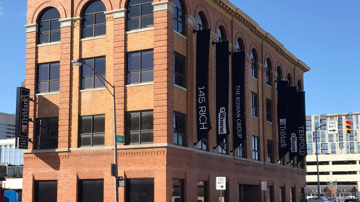 Gilbane Moving Offices From Polaris To Historic Building