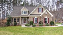 Great Transitional Floorplan on Beautifully Wooded Lot
