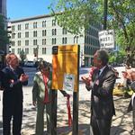 Mayor makes Louisville's 'Bourbon District' official