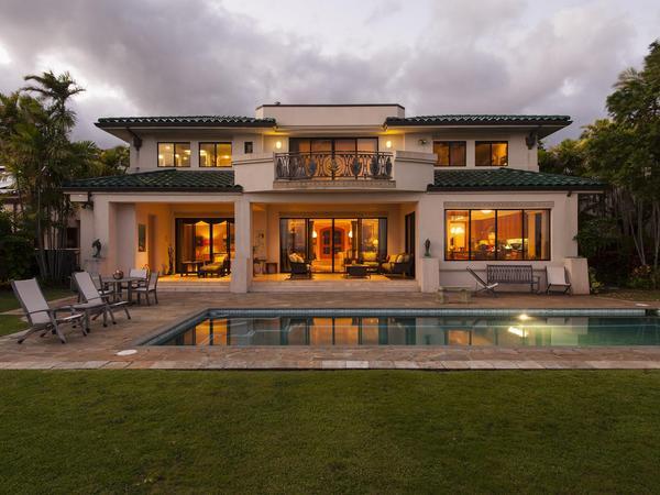 Pristine Beachfront Home