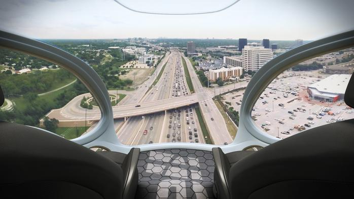 Uber partners with Fort Worth-based Bell Helicopter for air taxis idea