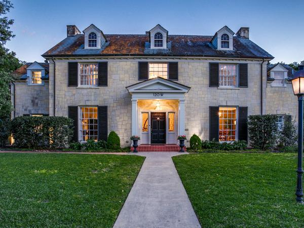 Gracious Two Story with Warm and Inviting Interior