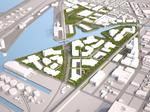 Harbor District plan envisions industrial, business offices along with public space