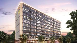 Rebranded office building gets $25M makeover
