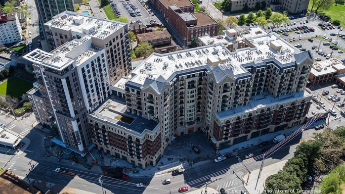 Tenant lineup firms up as massive Midtown project nears opening