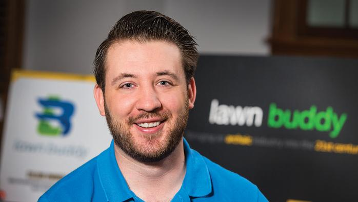 10 Minutes With... Steven Werner, Lawn Buddy