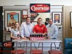 Cheerwine has right formula — and family