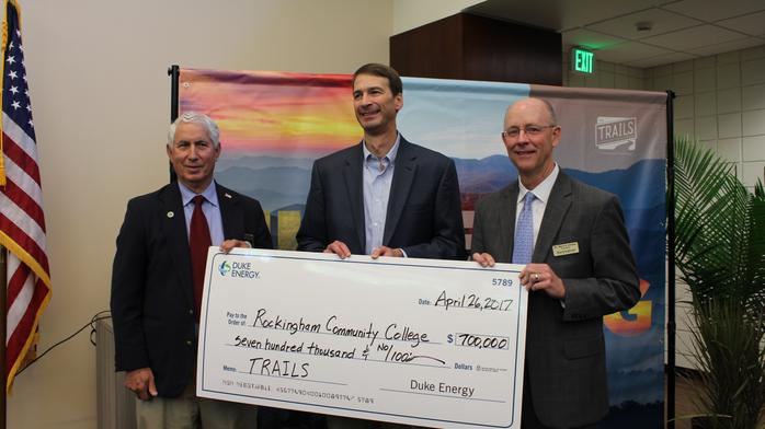 Triad college partners with Duke Energy to launch outdoor recreation program