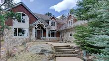 True Colorado Retreat- Previously featured in the Evergreen Parade of Homes