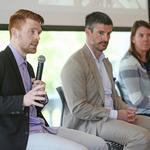 Panel: Co-working reach goes beyond one-person tech startups