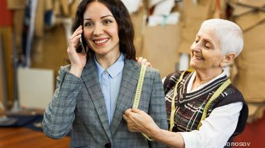 Do you have a personal tailor?