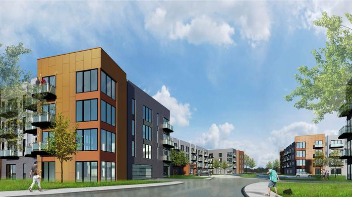 Part of former Deluxe headquarters in Shoreview to become 410 apartments