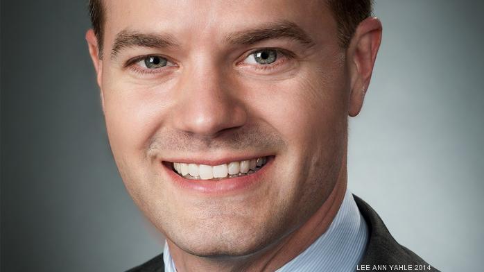 Forty Under 40 winner named hospital president