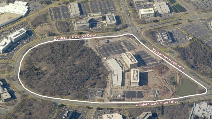 COPT wants to build taller in Virginia, but it won't say for which top-security tenant