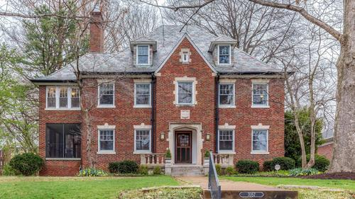 Stately Home on Coveted Block in University City