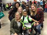 DaVita sets world record for donating most bikes to charity in an hour