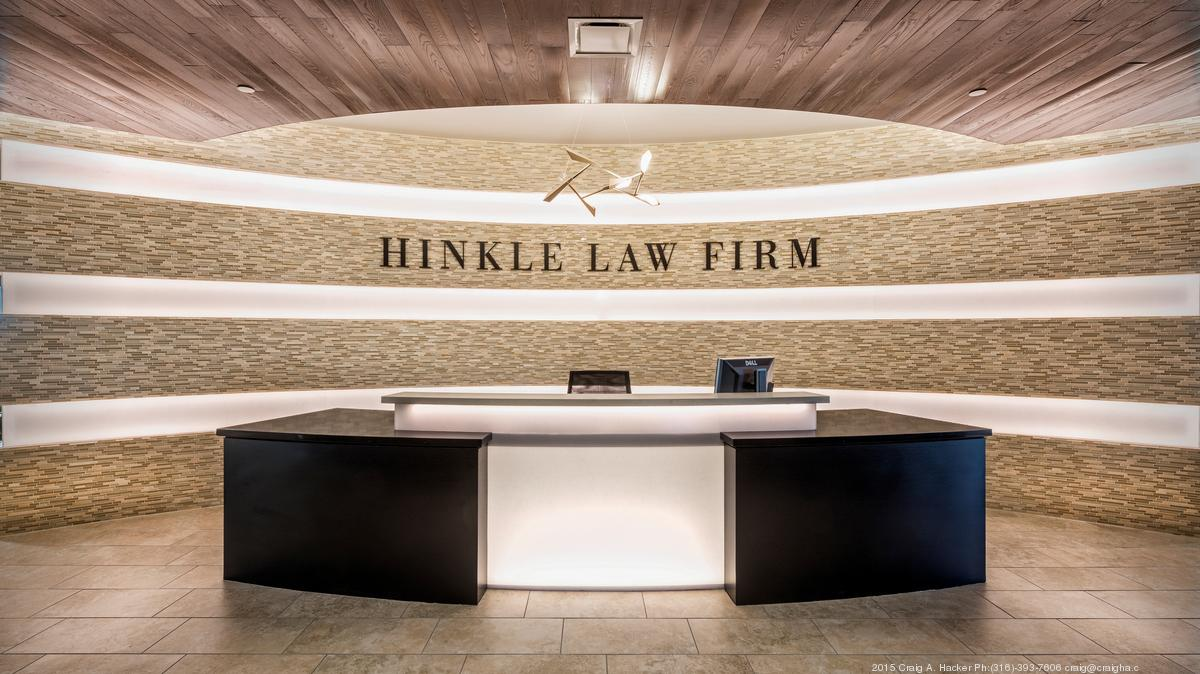 Hinkle law firm nj - Hinkle Law Firm Completes Move To Waterfront Wichita Business Journal