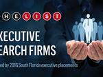 The List: Executive Search Firms