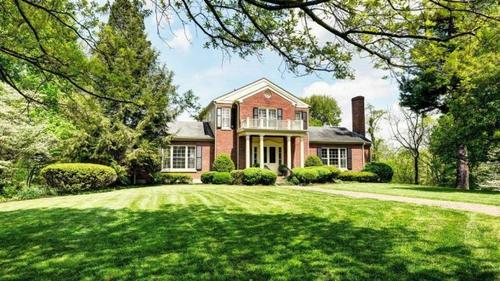 Tucked away on 6+ acres in Indian Hills, this lovely home is ready for a new owner.