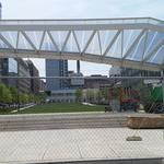 The 5.5-acre Eager Park near Johns Hopkins Hospital will soon open