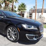 Executive Wheels: Does <strong>Matthew</strong> <strong>McConaughey</strong> drive a 2017 Lincoln MKZ?