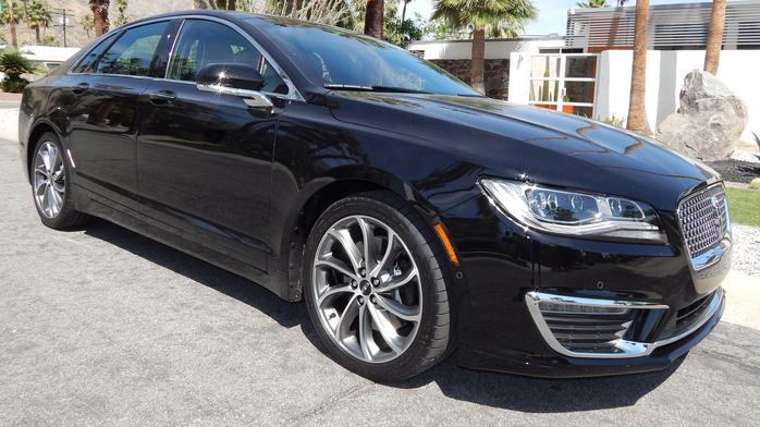 Executive Wheels: Does Matthew McConaughey drive a 2017 Lincoln MKZ?