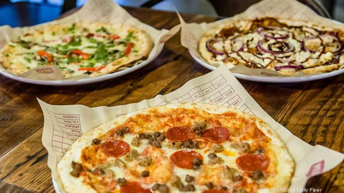 Popeyes franchisee spins fast-growing pizza concept into KC