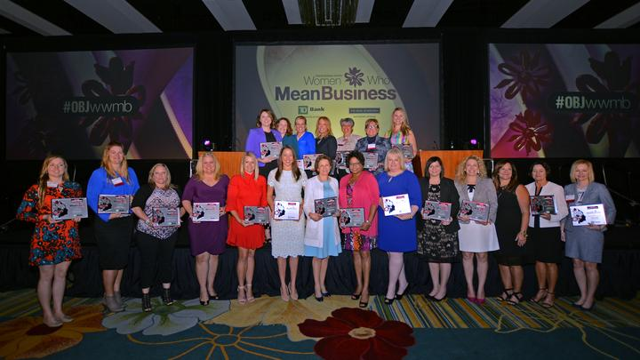 Orlando leaders honored in Women Who Mean Business awards