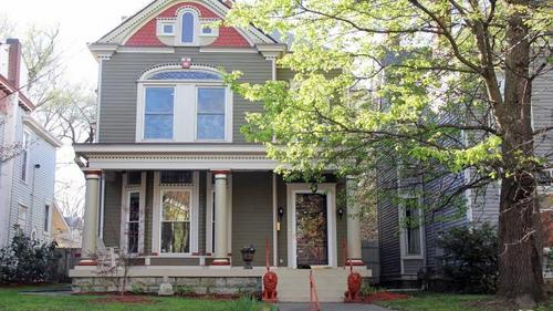 Exquisite renovation of this 1890's Victorian - perfectly located in the Original Highlands