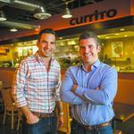 Meet Cincinnati's flying Currito brothers (Video)