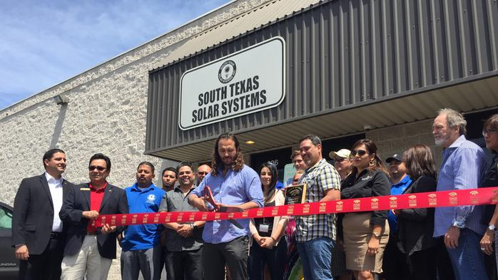 South Texas Solar System expands as industry thrives in San Antonio