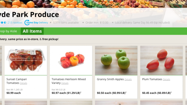 This startup is helping Chicago grocery stores compete with Amazon