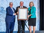 CommScope founder gets ethics award from cable group