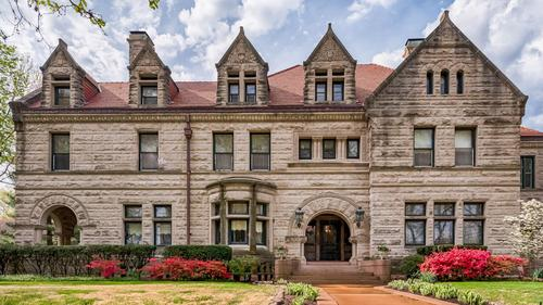 Historic Romanesque Mansion in the Central West End