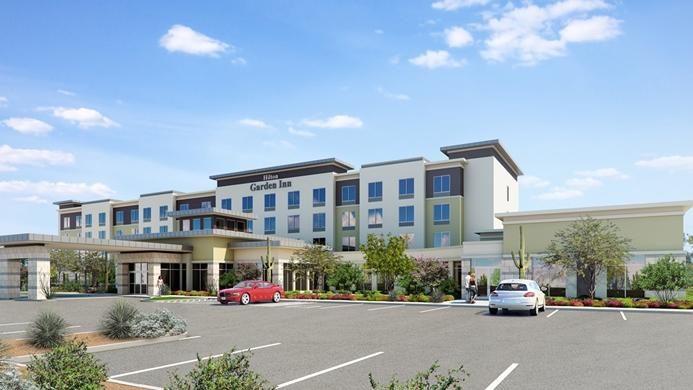 Hilton Opens New Hotel In Tempe Phoenix Business Journal