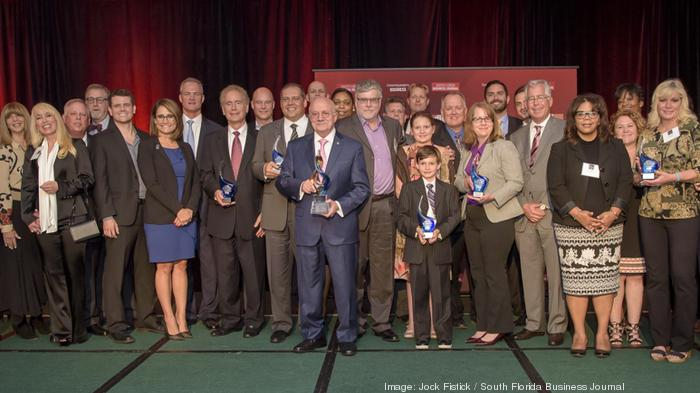 INSIDE LOOK: Check out the 20th annual SFBJ Business of the Year awards
