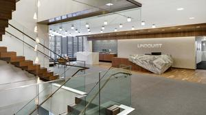 Cool Offices: Lindquist & Vennum replaces big corner offices with one-size-fits-all