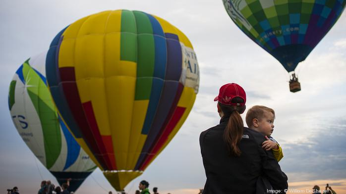 I TRIED IT: Riding in a hot air balloon over downtown Louisville (PHOTOS)