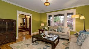 Grand Capitol Hill Home Offers Oasis in the City