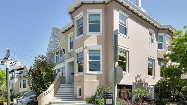 Handsome Corner Home on Coveted Lake Street!