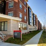 New Weinland Park apartments providing affordable housing for the homeless, OSU counseling services