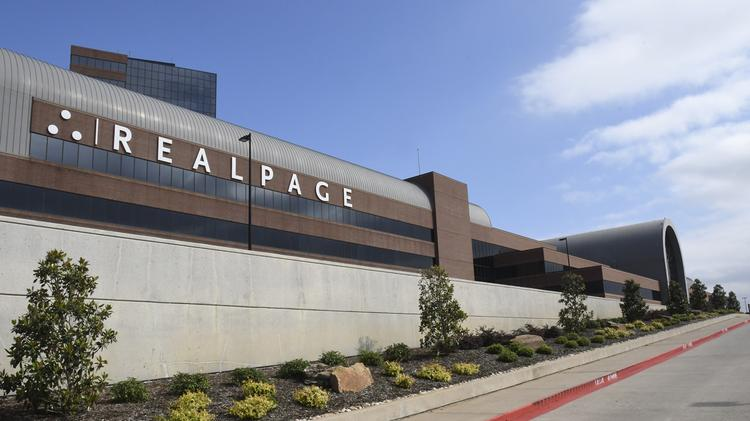 RealPage's recently moved its corporate headquarters to Richardson's Telecom Corridor.