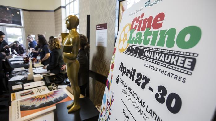 Business, community leaders help kick off CineLatino Film Festival: Slideshow