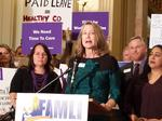 Bill to create mandatory paid-family-leave program gets Colorado House approval